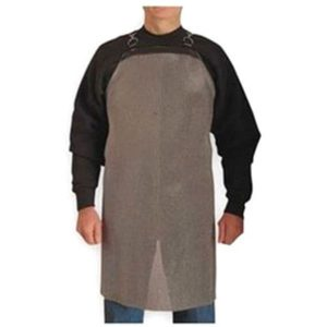 AP-A2025 Safety Stainless Steel Mesh Apron 20x34