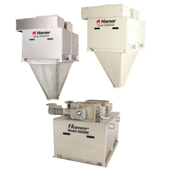 Hamer 600NW Gravity Feed Scales