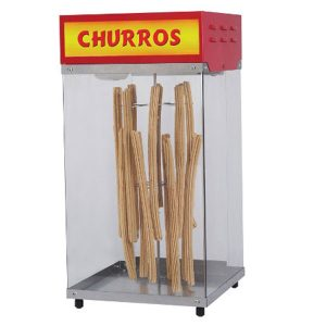 Gold Medal 2049 Churros Warmer Display
