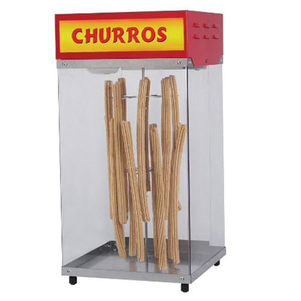 Gold Medal 2049 Churros Warmer Display