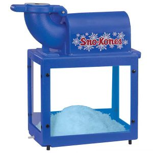 1888 Sno Cone Ice Machine - Gold Medal
